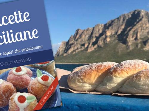 """""""Profumi e sapori che emozionano"""": su Amazon il 2° libro di ricette siciliane edito da CustonaciWeb"""