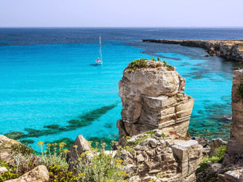 Area Marina Protetta delle Isole Egadi: la riserva marina più grande d'Europa